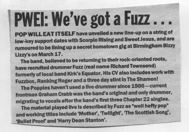 we got fuzz