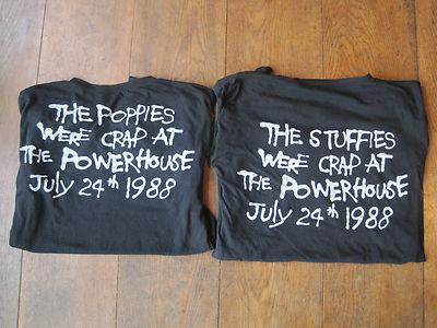 tee shirts back